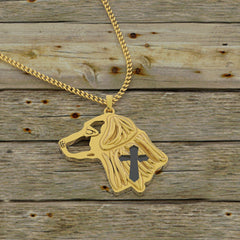 Hunting Dog Cross