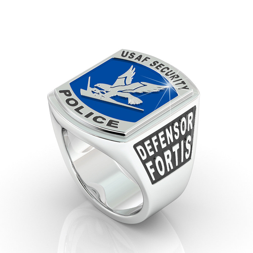 U.S.A.F. Security Police Ring - Limited Edition