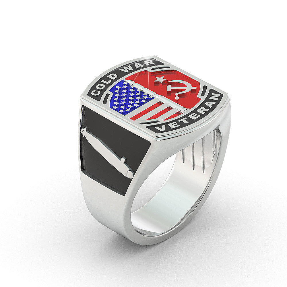 NAVY Cold War Ring - Limited Edition