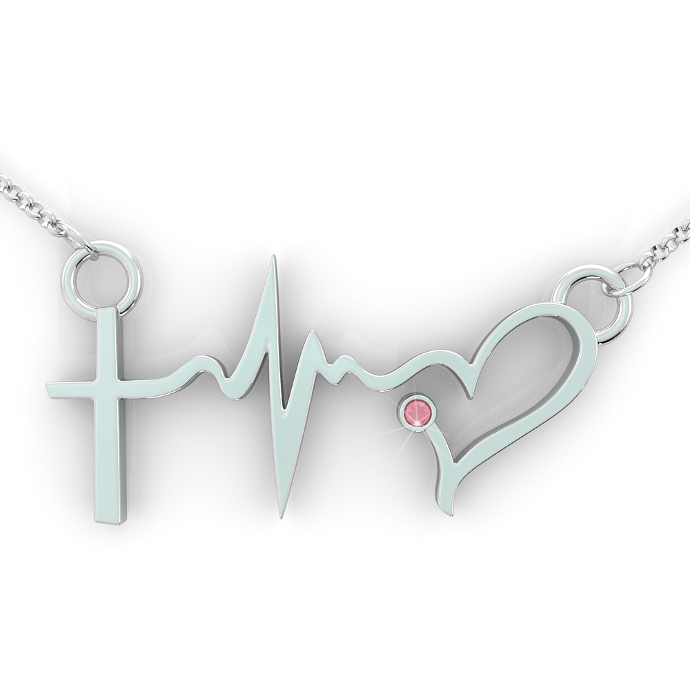 Faith hope love birthstone pendant 925 silver shineon faith hope love birthstone pendant 925 silver aloadofball Image collections