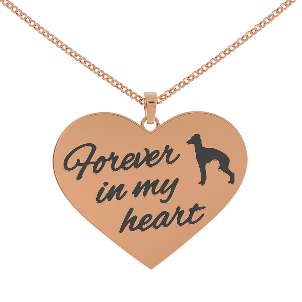 Forever In My Heart - Greyhound