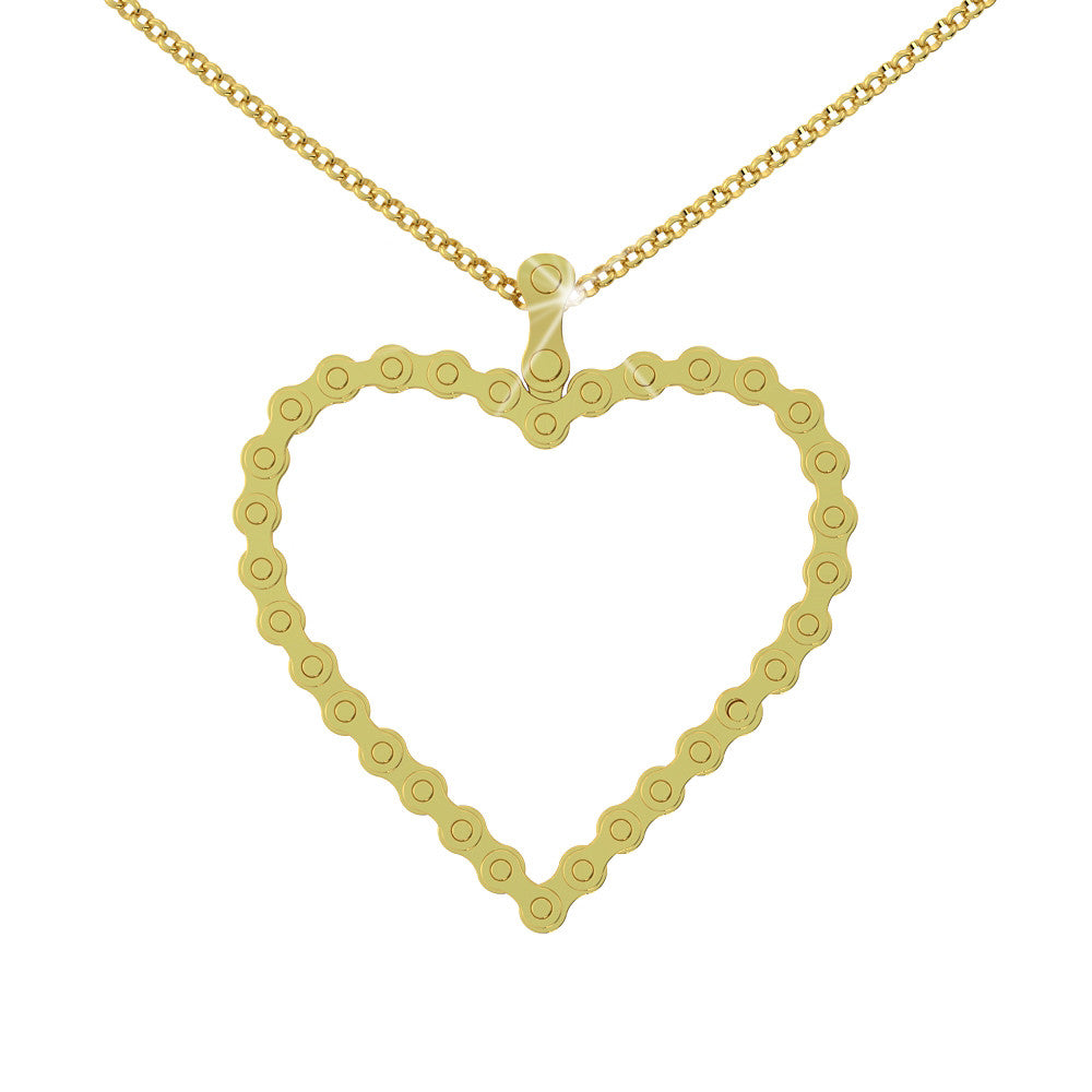 Chain Heart Pendant