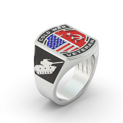 ARMY Cold War Ring - Limited Edition