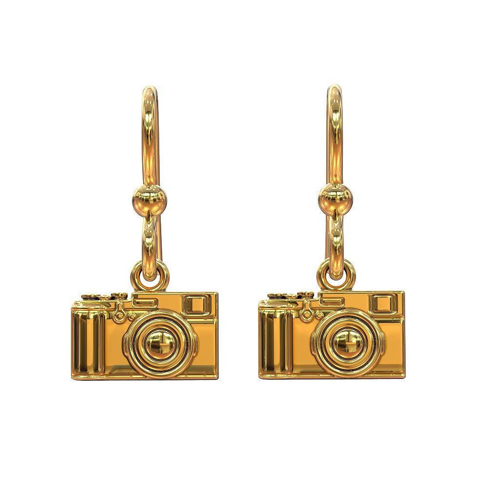 Photography Earrings