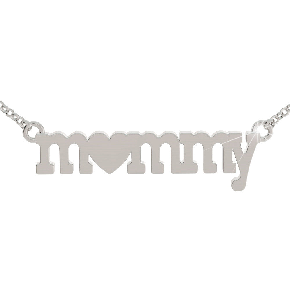 Mommy (.925 silver)