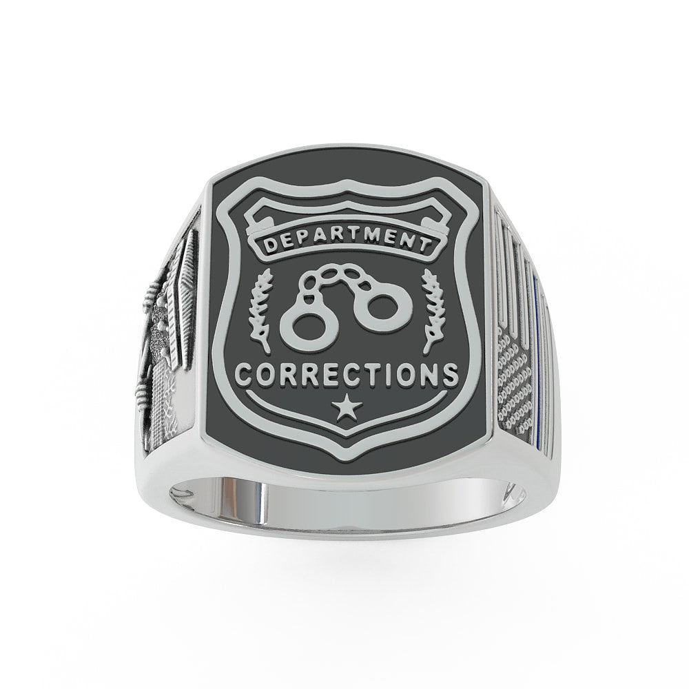 Corrections Officer Tower Ring - Limited Edition