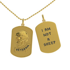 I am Not a Sheep