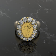 Women's 5 year Sisters of the Cross Ring