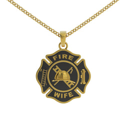 Fire Wife Pendant