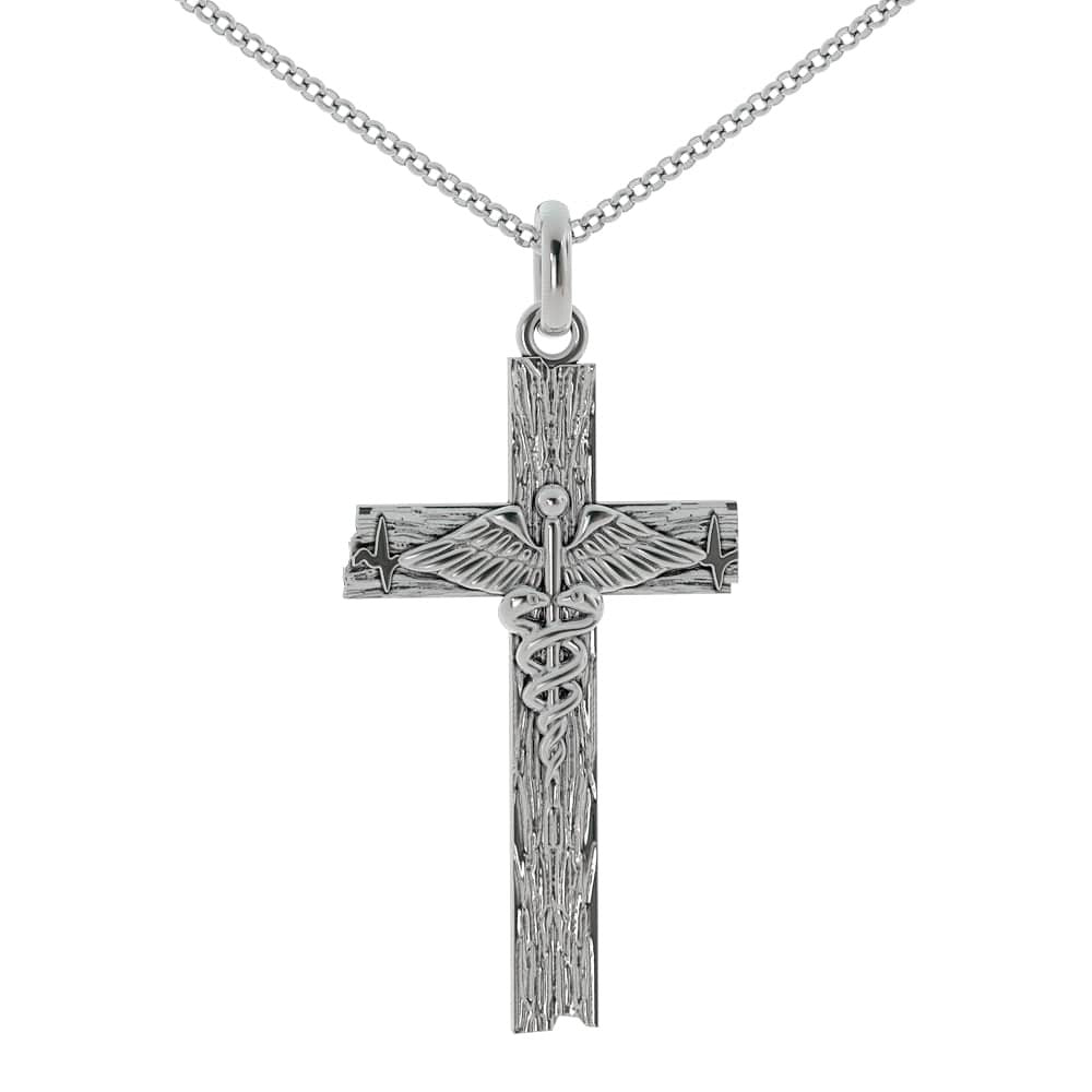 Caduceus Cross