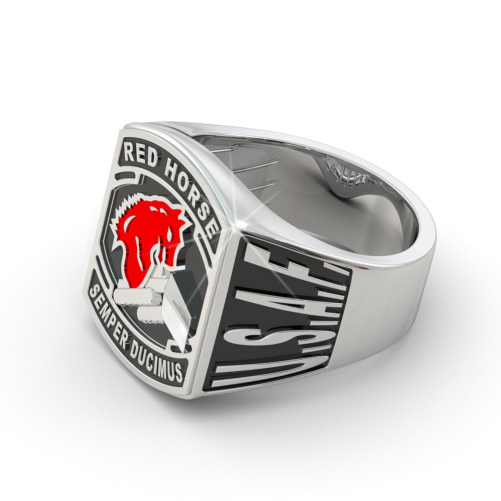 Red Horse Ring - Limited Edition