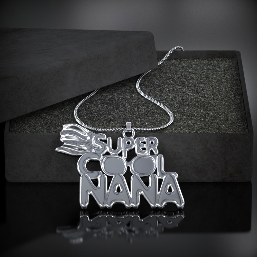 My Super Cool Nana Necklace Gift ~ Ends Soon!