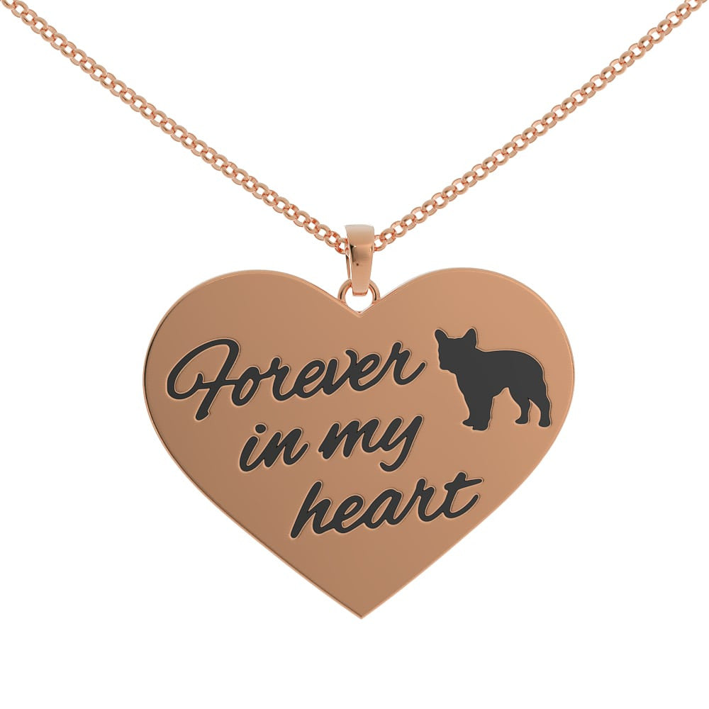 Forever In My Heart - French Bulldog