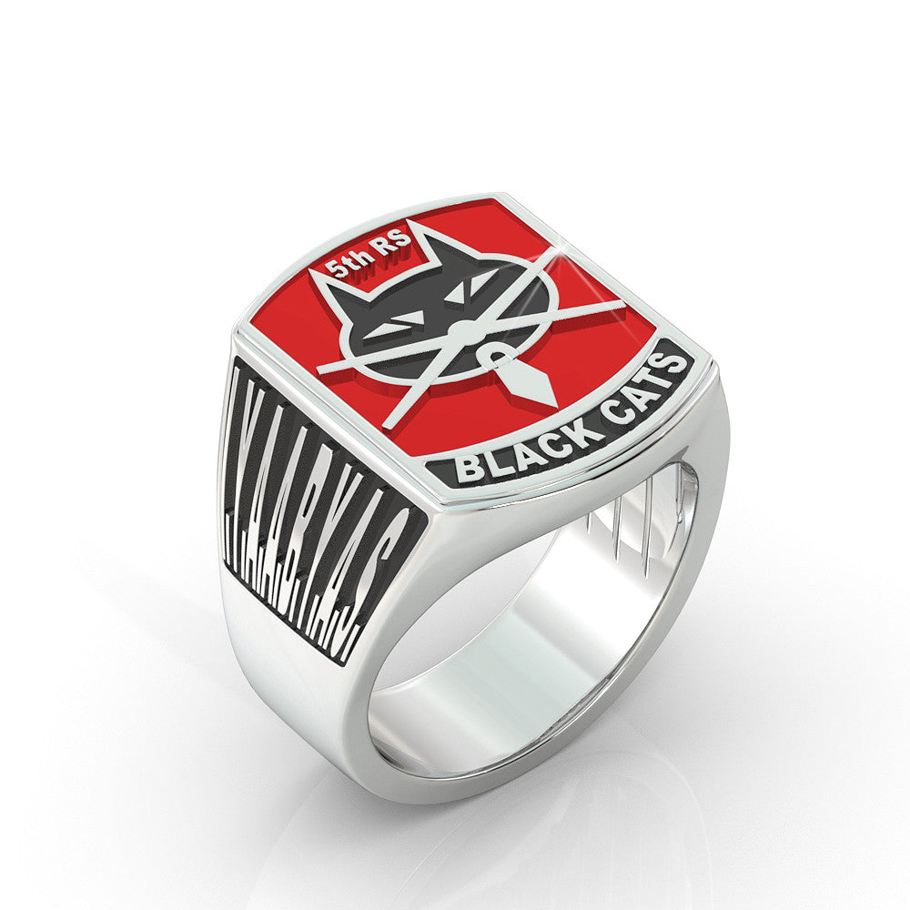 Black Cats Ring - Limited Edition