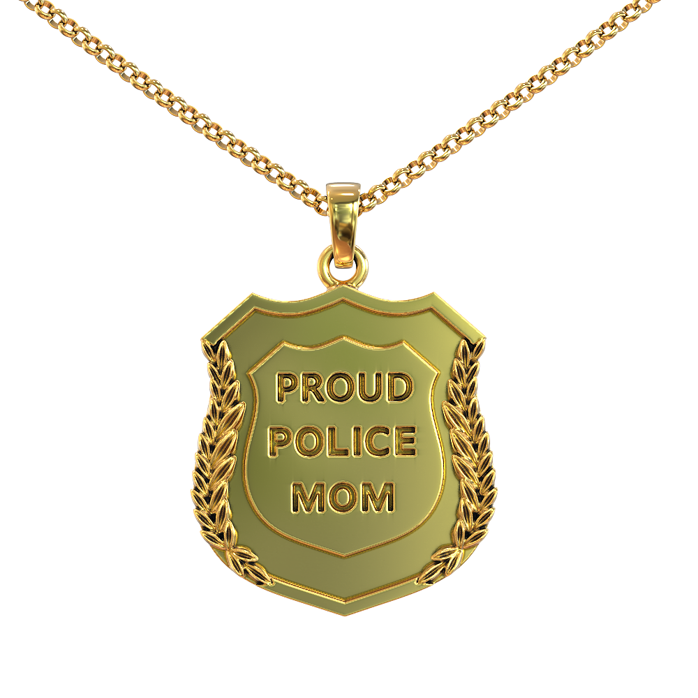 Proud Police Mom ~ Wife and Sister ALSO Available Below!