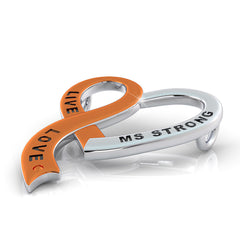 MS Strong Necklace (.925 silver)