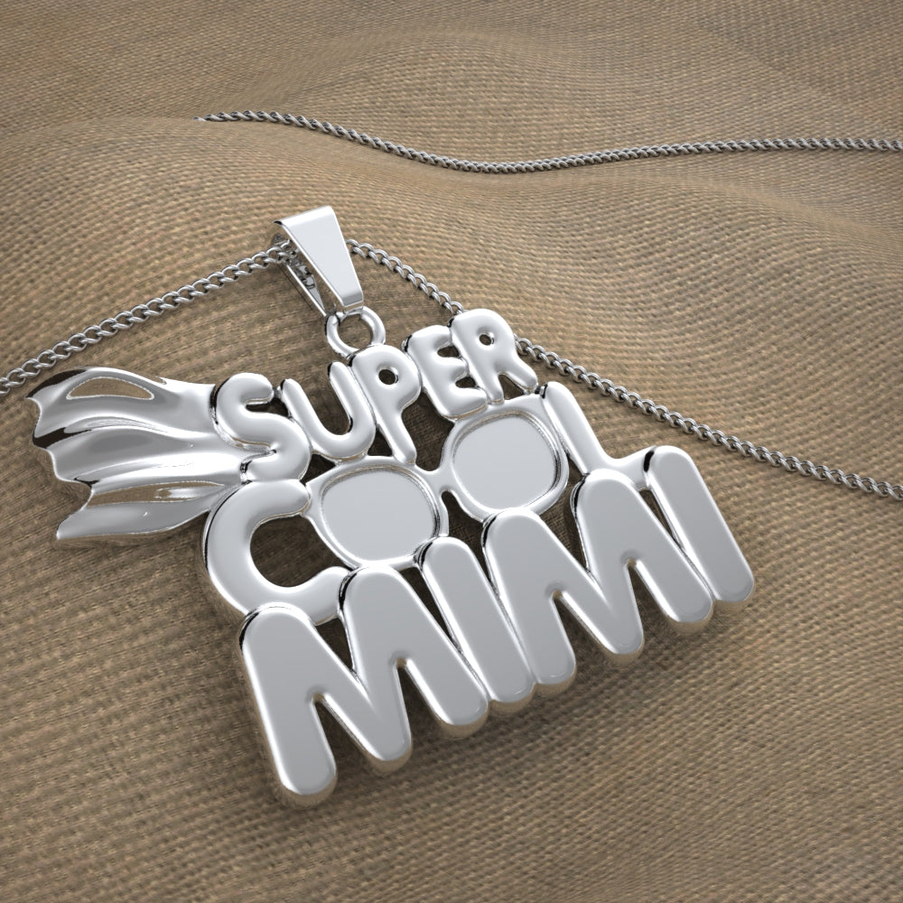 Super Cool Mimi Necklace