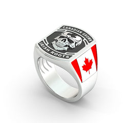 Canadian Grown Irish Roots Ring