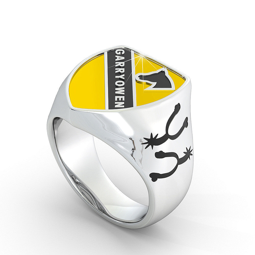 GARRYOWEN 7th Cavalry Ring