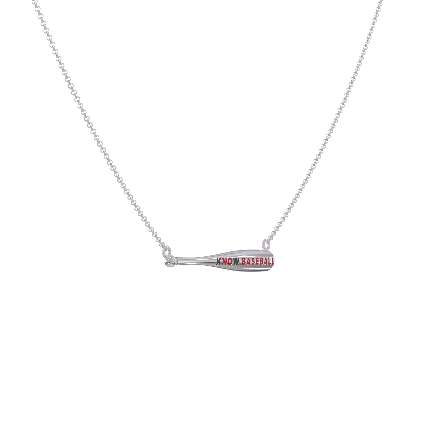Know Baseball, Know Love Necklace