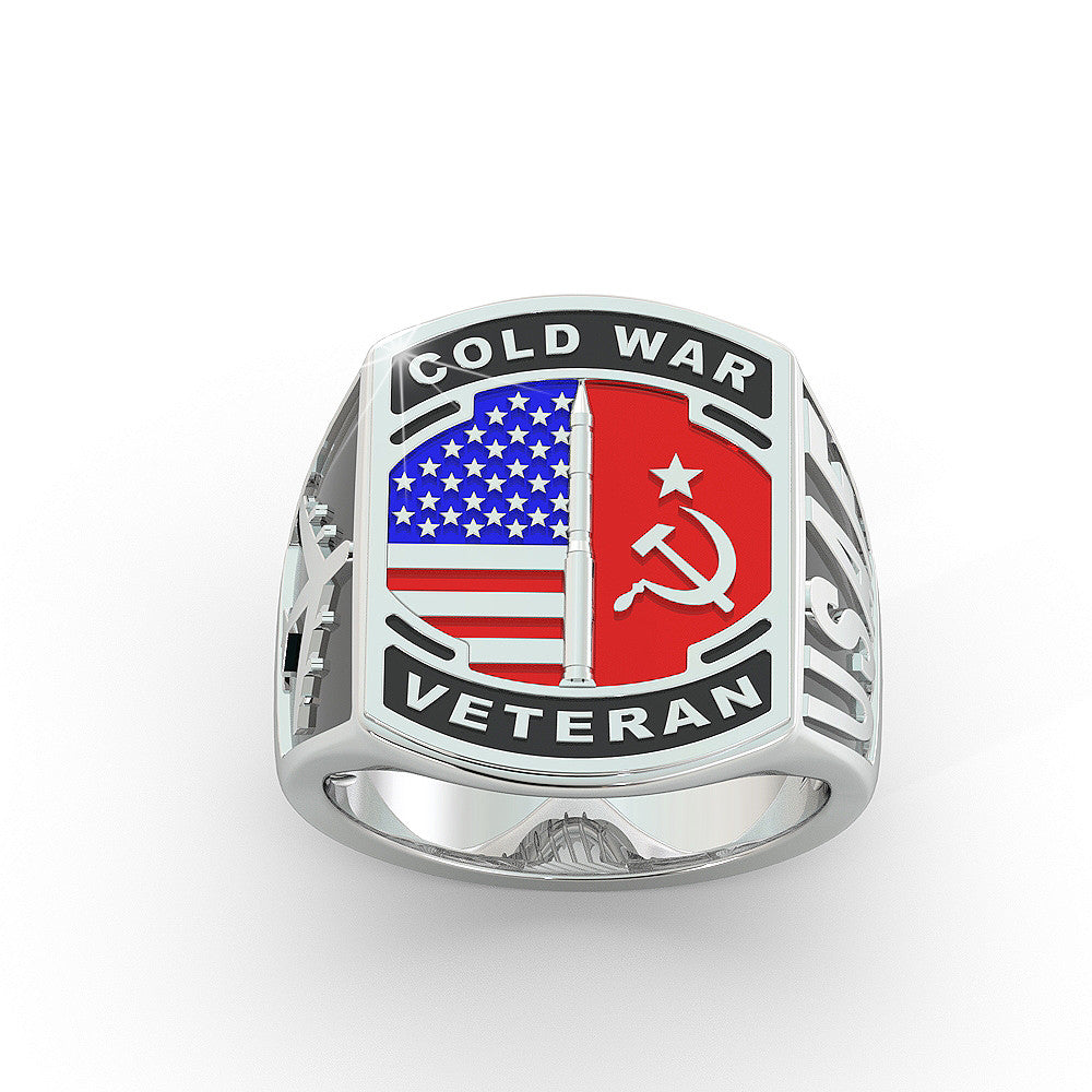 U.S.A.F. Cold War Ring - Limited Edition