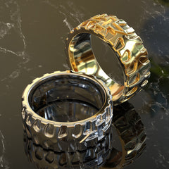 Offroad Tread Tire Ring