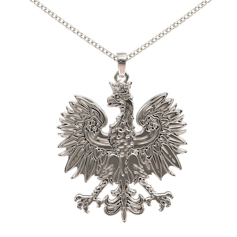Polish Coat Of Arms Pendant