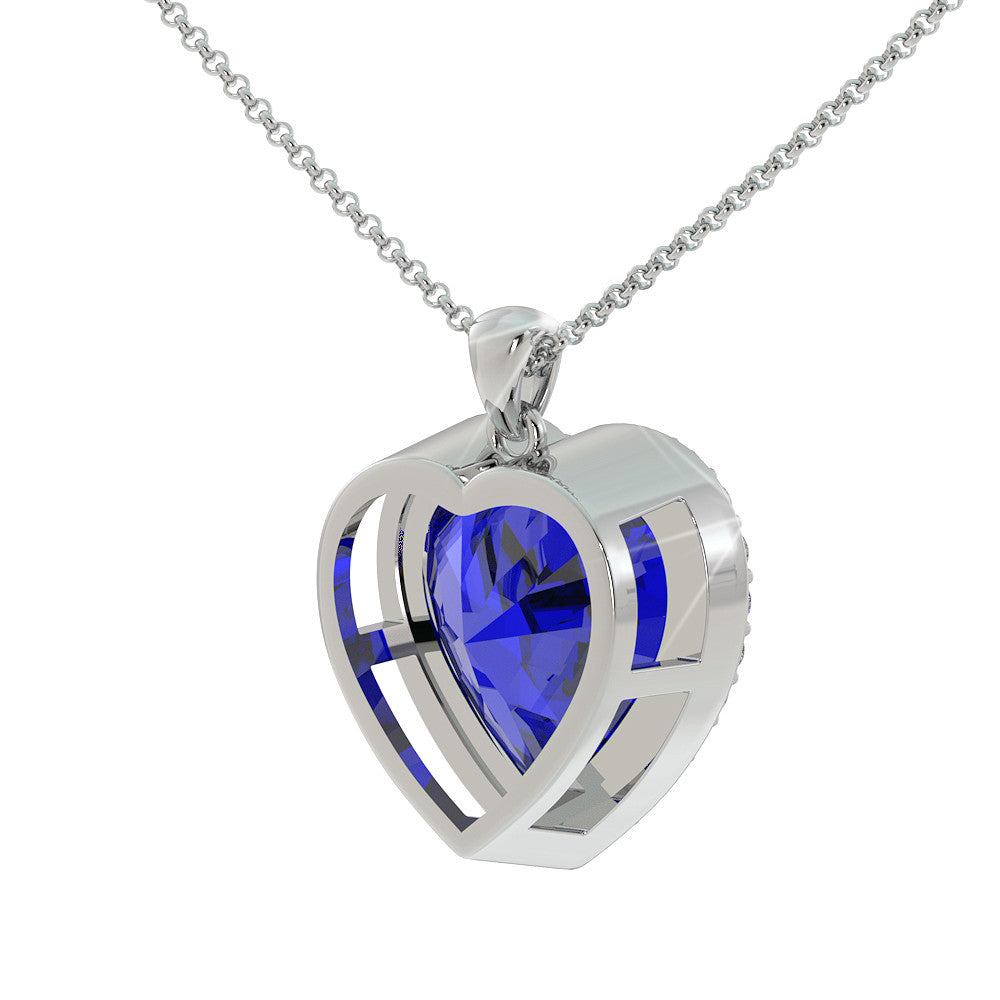 Heart of the Ocean Pendant