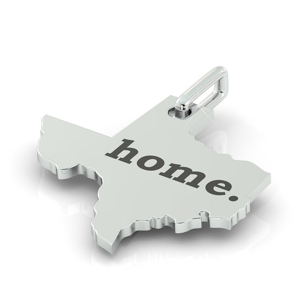 Texas Home Pendant