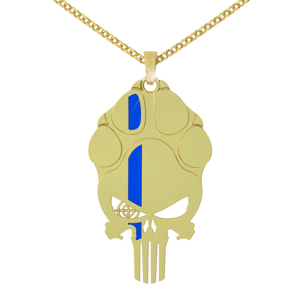 K9 Punisher Pendant