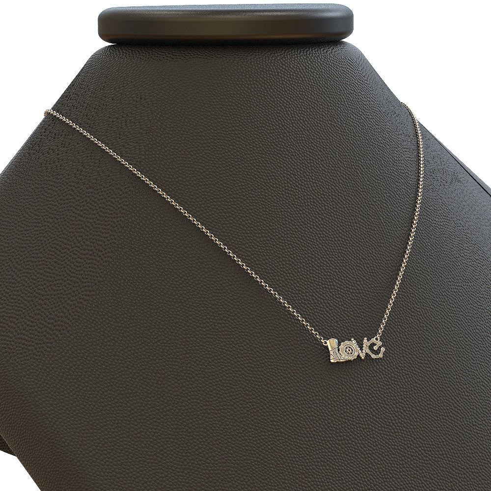 LOVE - ATV Pendant - STRICTLY LIMITED EDITION