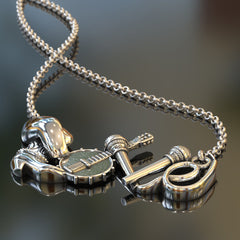 LOVE - Country Music Necklace - STRICTLY LIMITED EDITION