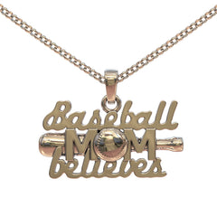 Baseball Mom Believes Pendant