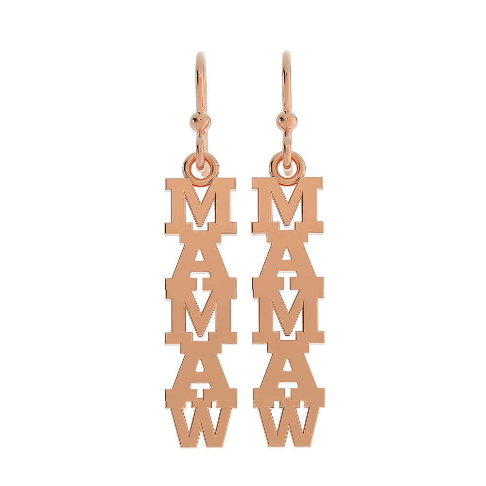 Mamaw Earrings