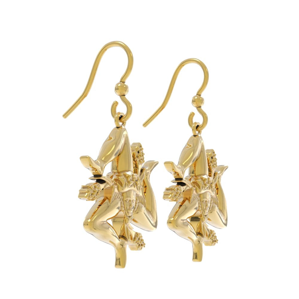 Exquisite Sicilian Earrings