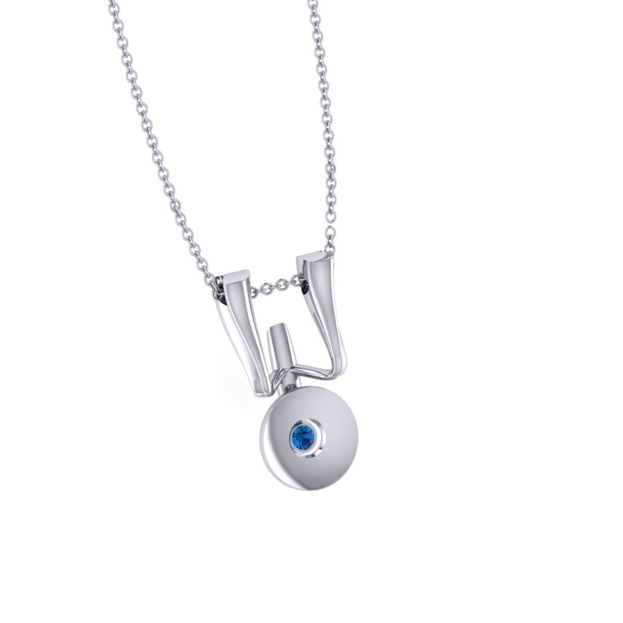 Final Frontier Necklace