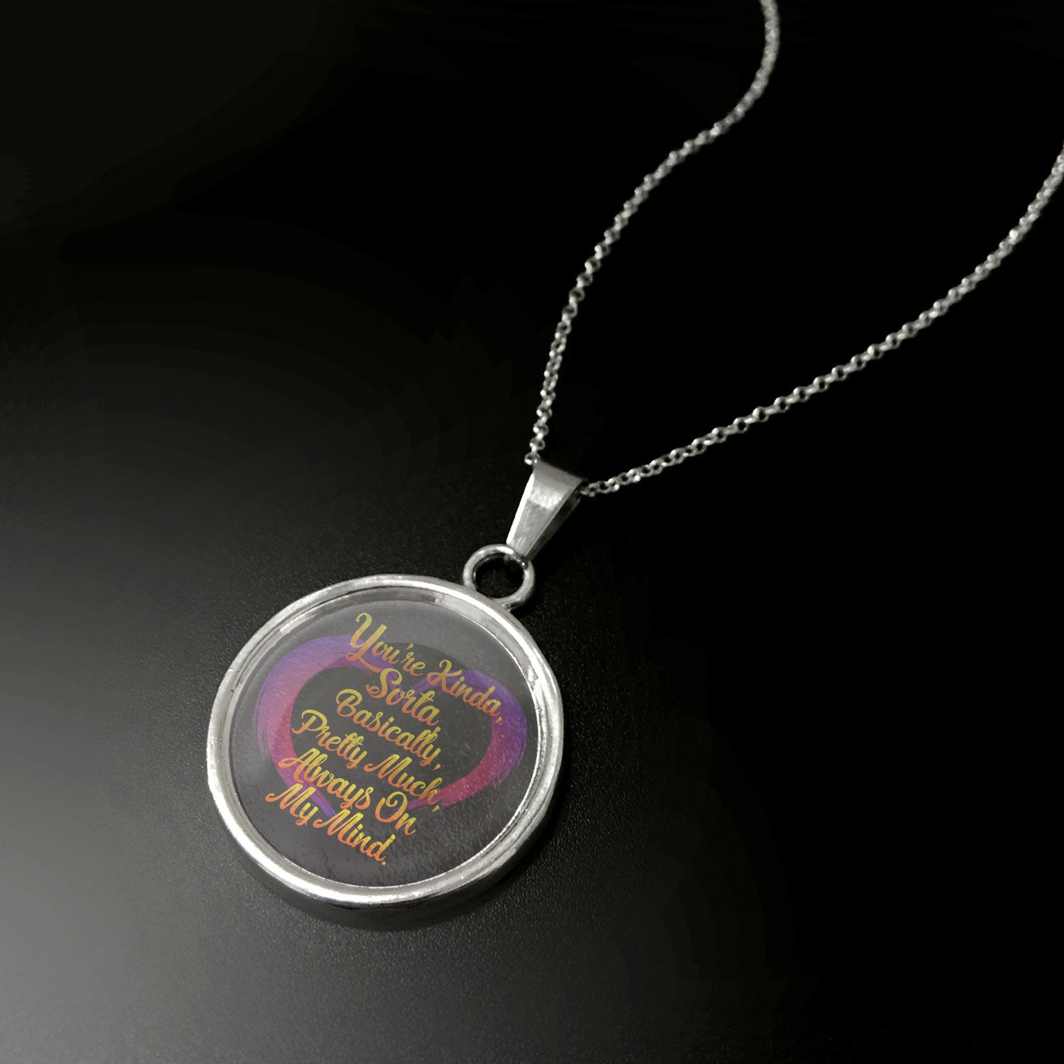 Always On My Mind Pendant - LIMITED EDITION