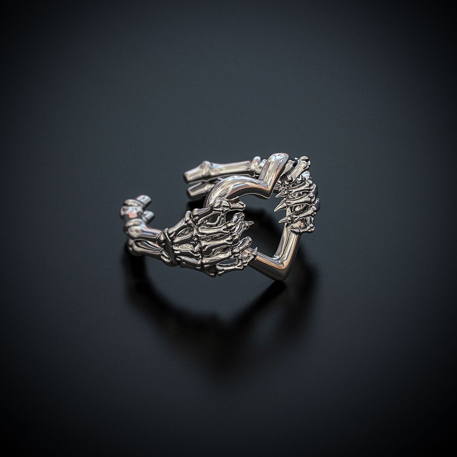 Biker Til Death Ring - LIMITED EDITION