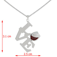 Wine Love Pendant