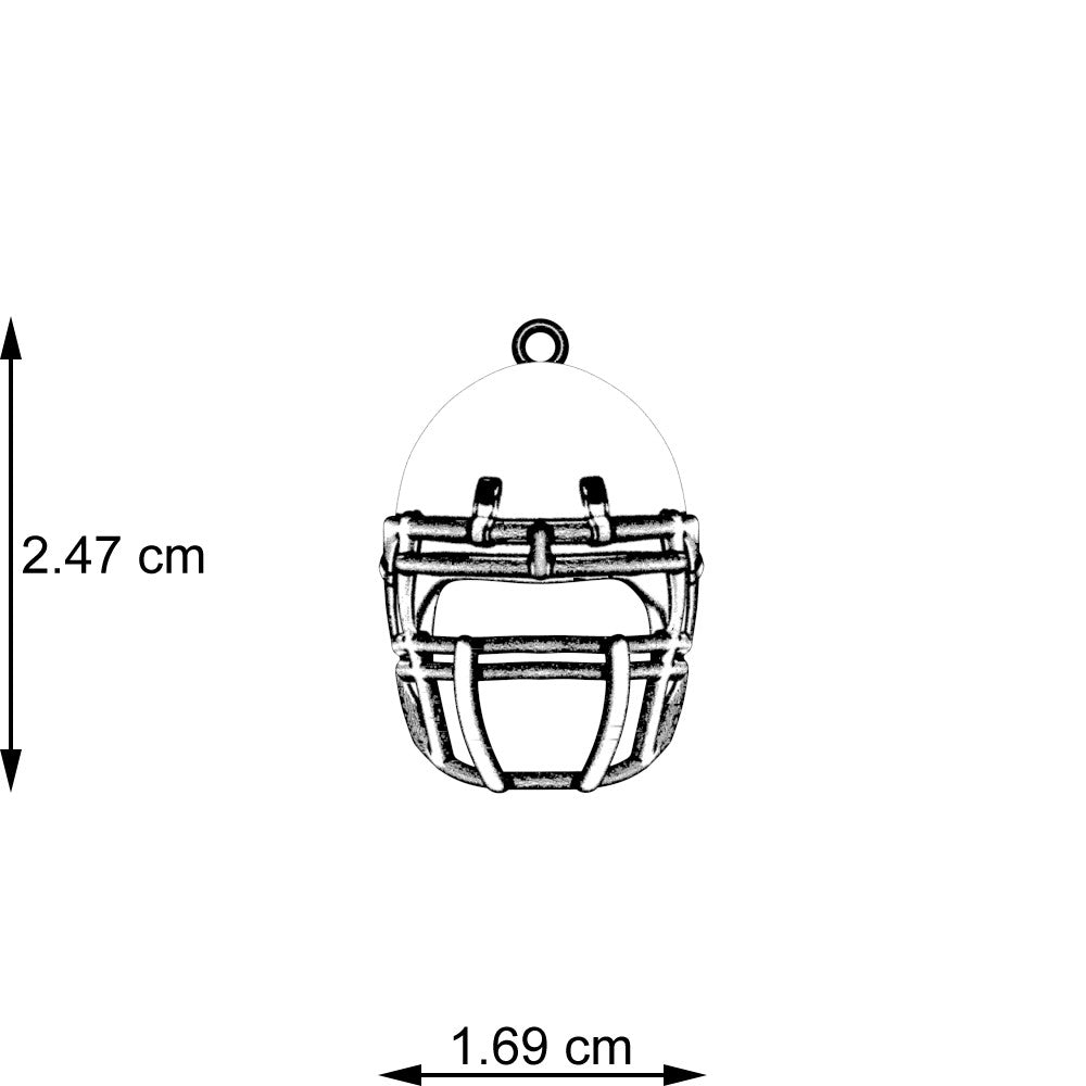 Football Helmet - Strictly Limited Edition