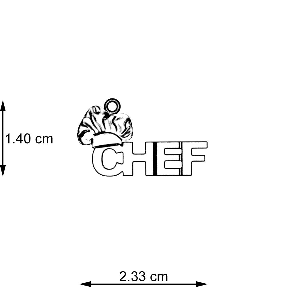 Chef Necklace