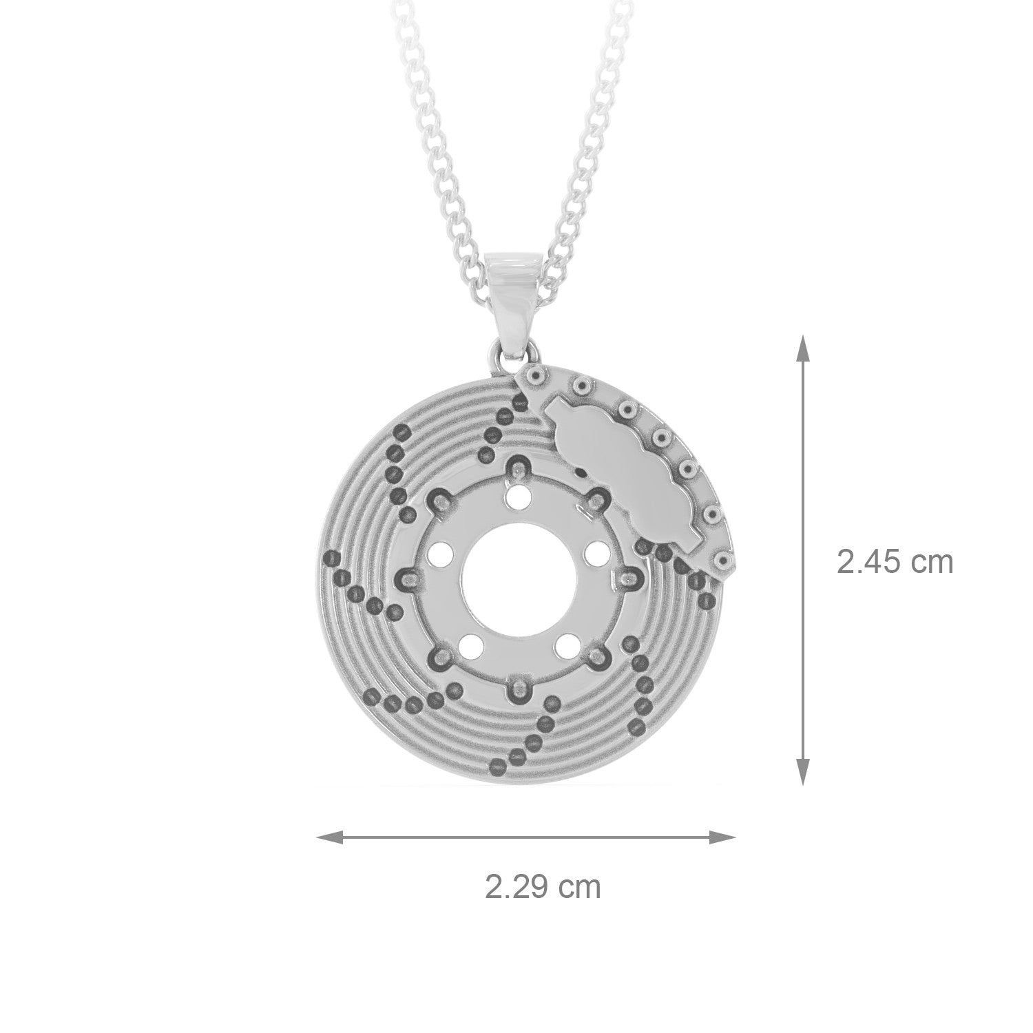 Disc Brake Pendant - STRICTLY LIMITED EDITION