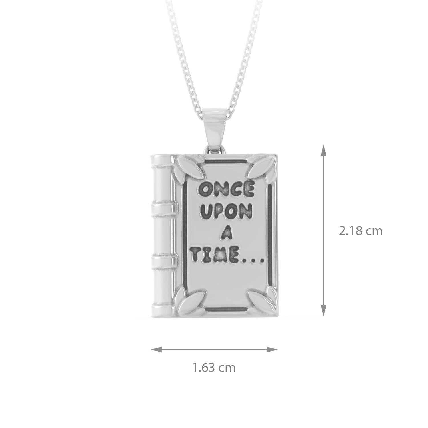 Book Necklace