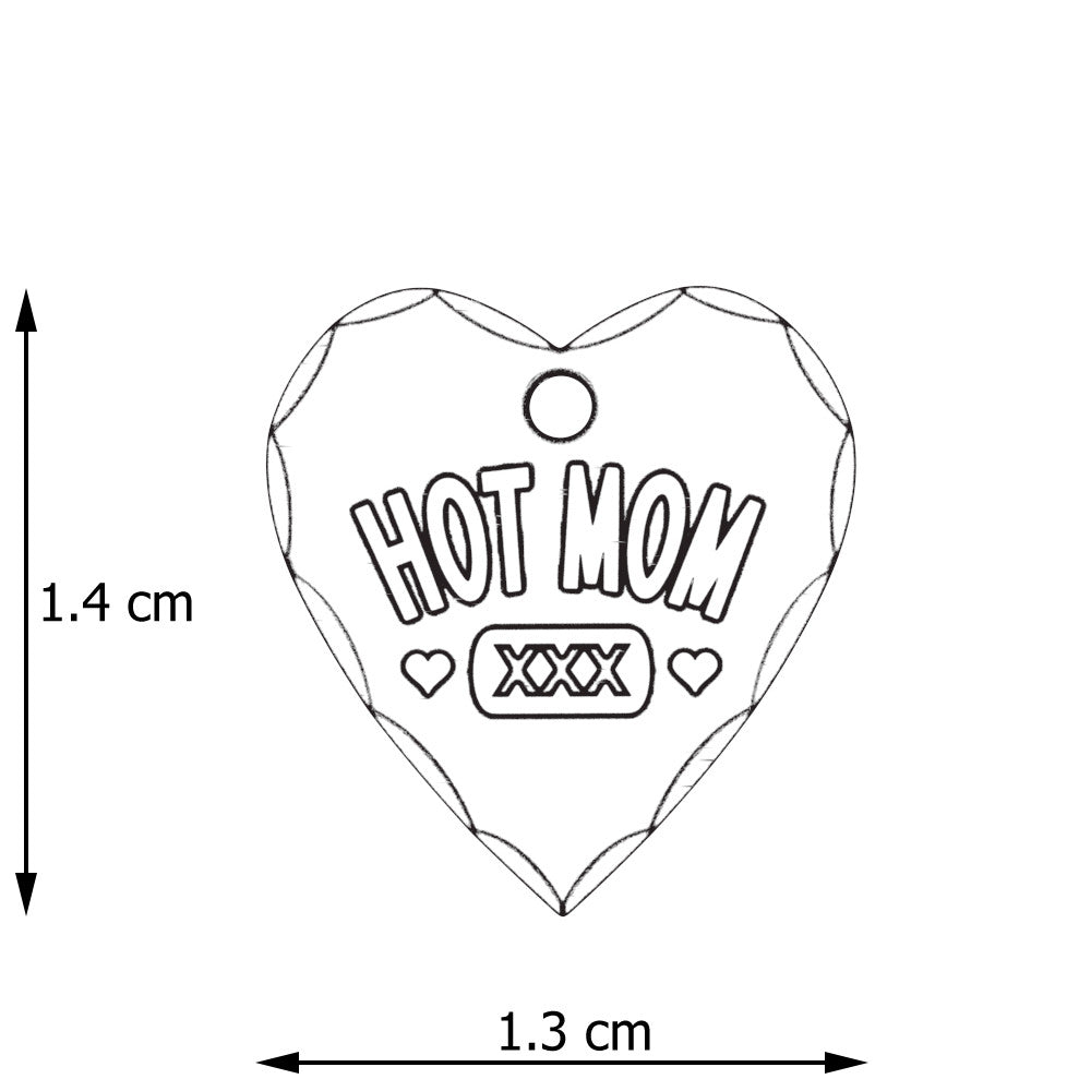 Hot Mom Pendant