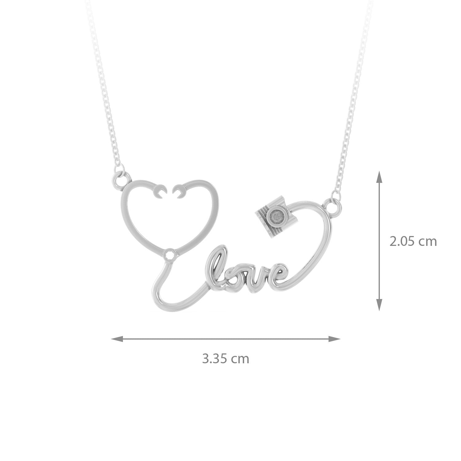 Love Mechanic Necklace