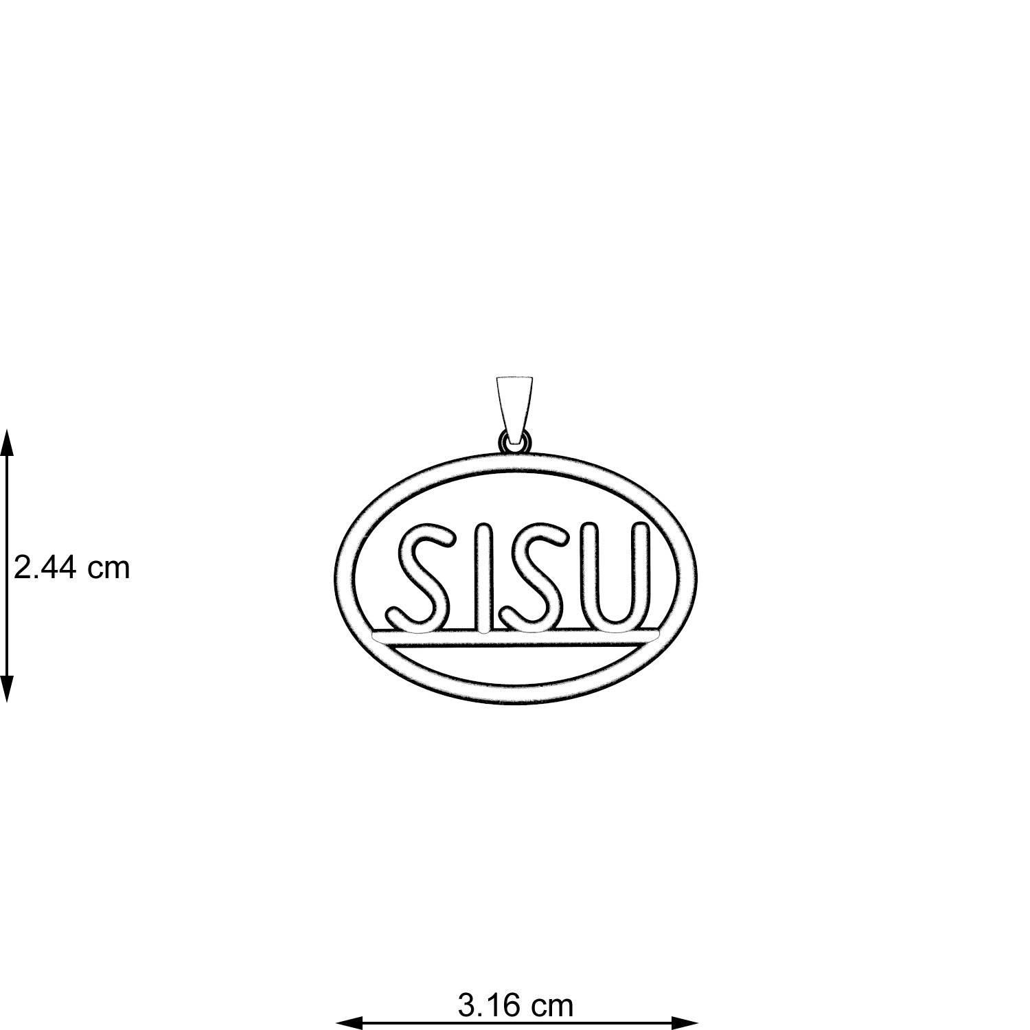 Sisu Necklace