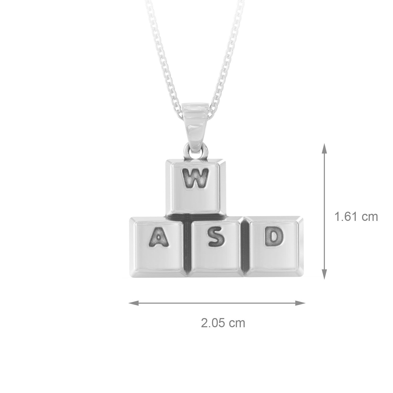 WASD - NECKLACE - Strictly Limited Edition