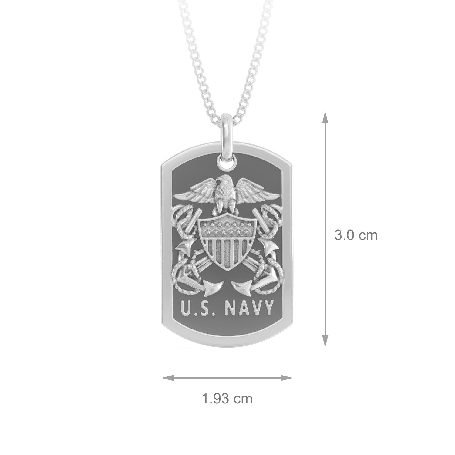 Us Navy Pendant