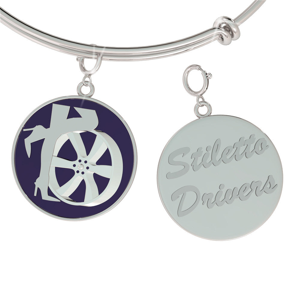 Stiletto Drivers charm