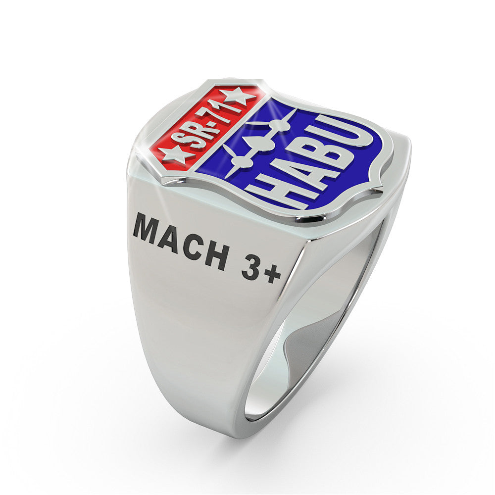 SR-71 Ring - Limited Edition
